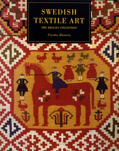 Swedish Textile | Swedish Textiles | Publications | Khalili Collections